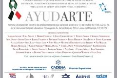 Exposición AYUDARTE