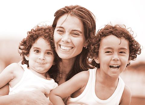 conocer mujeres con hijos