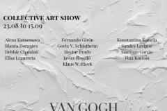 VAN GOGH ART GALLERY MADRID, ESPAÑA 2019